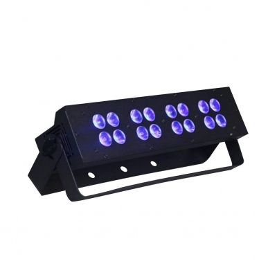 16pcs Purple Light PRO-LD09